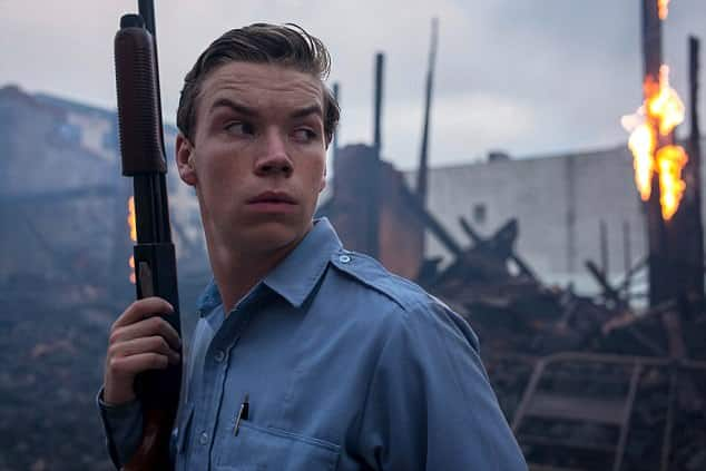 Will Poulter Watched A Lot Ku Klux Klan Members' Footage For 'Detroit'