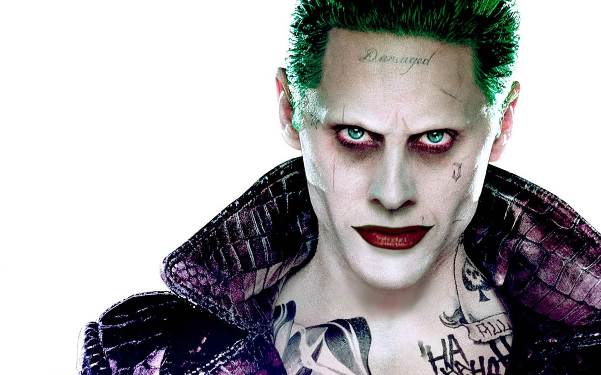 I'm Proud To Be A Part Of It: Jared Leto On Playing 'The Joker' In The DC Extended Universe