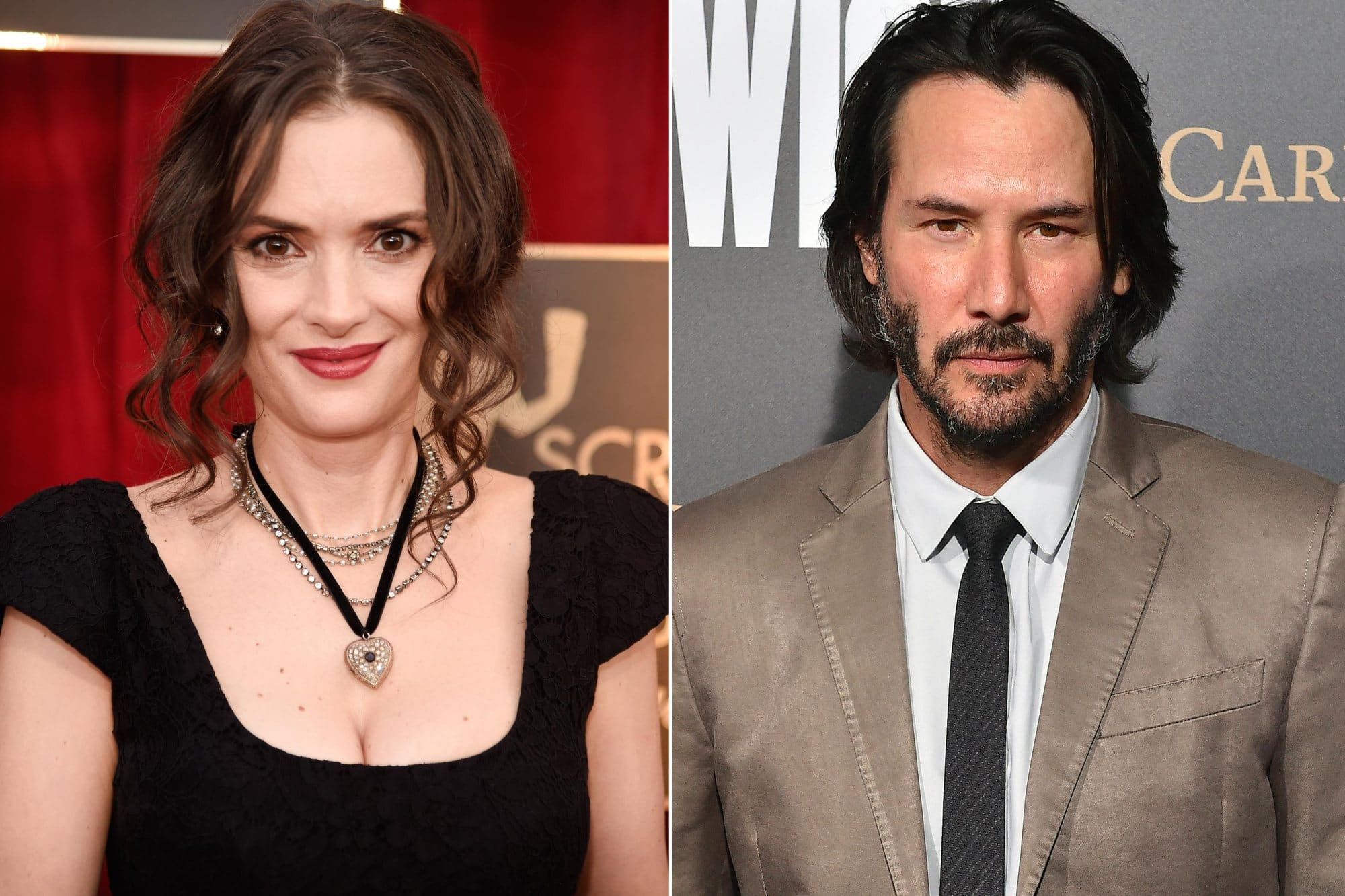 Keanu Reeves, Winona Ryder Gearing Up For 'Destination Wedding'