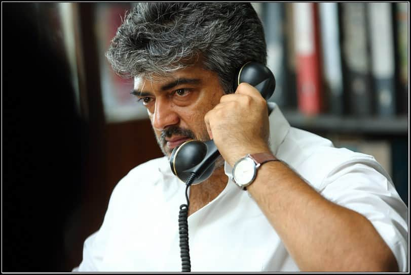 Veeram trailer out; displays Ajith at his best