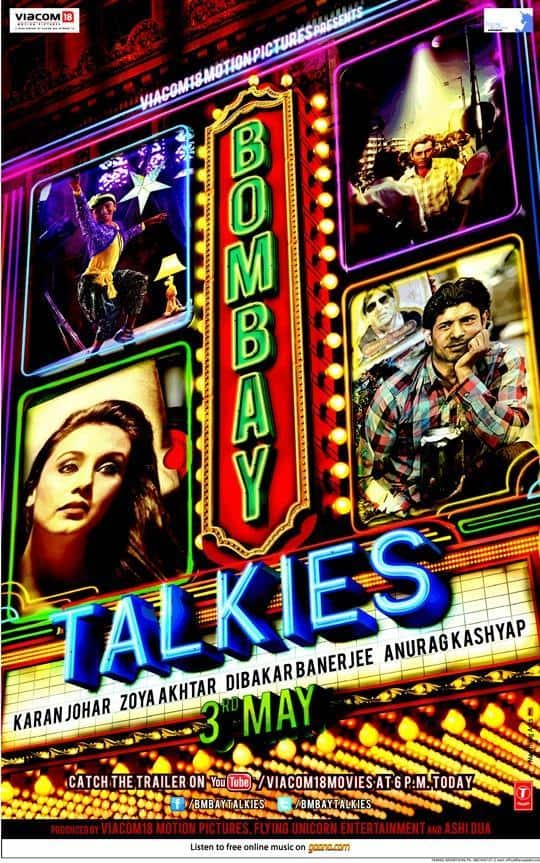 bombaytalkies Bombay Talkies to pay tribute to Amitabh Bachchan with a 'Bachchan anthem'