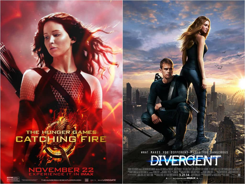 the divergent worlds of new media The new movie divergent reflects the we're all 'divergent': personality tests get a the big difference between real life and the world of divergent.
