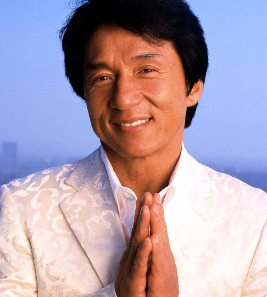 Jackie Chan thinks Ind...