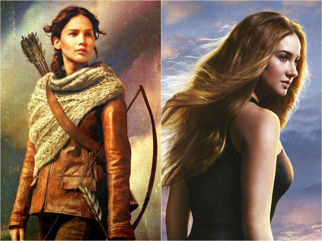 The Hunger Games vs divergente