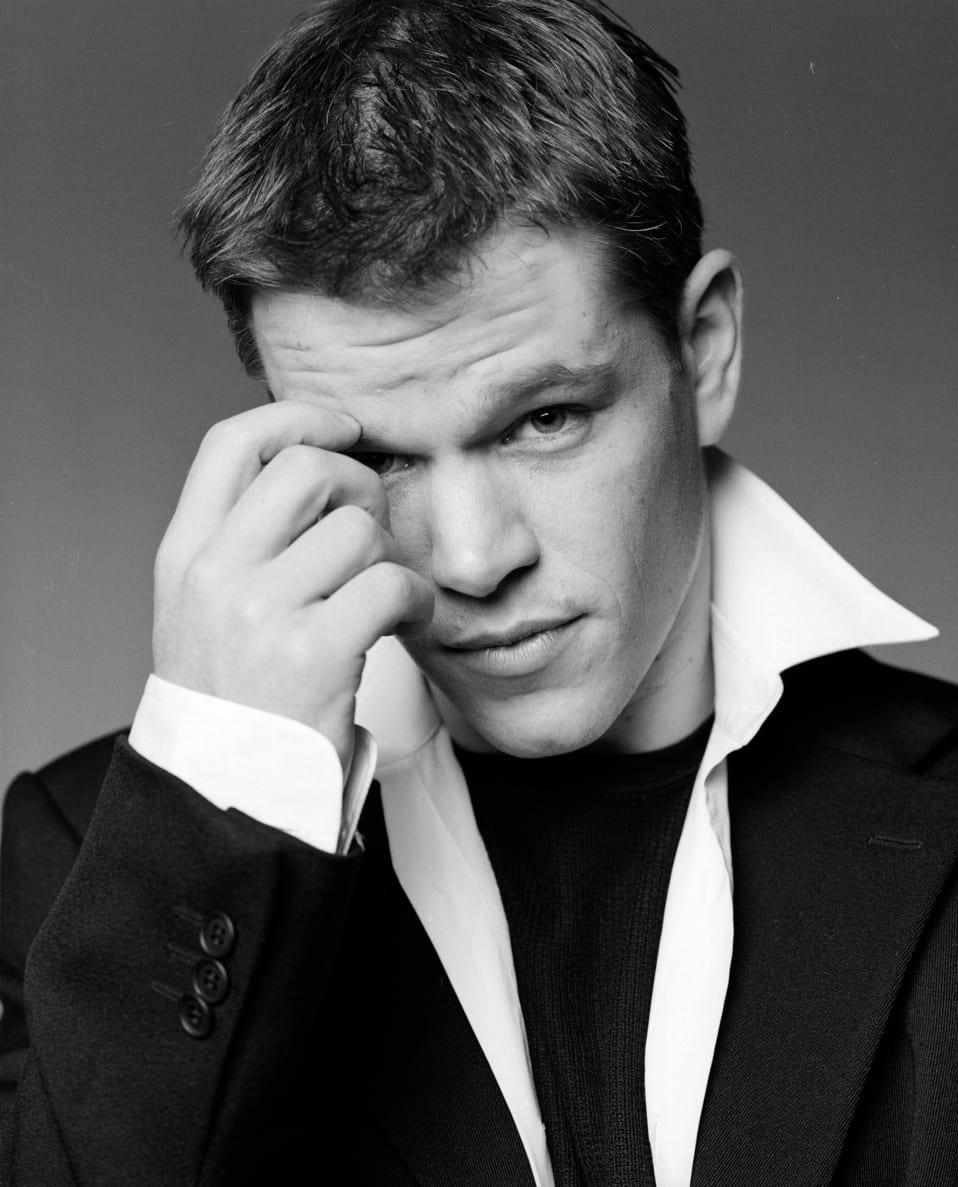 Michael Douglas  Matt Damon Matt Damon