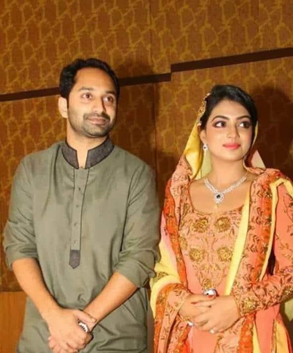 Fahadh Faasil-Nazriya Nazim engaged