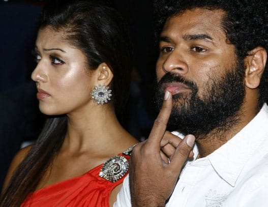 Will Gorgeous Nayanthara romance her first lover again???