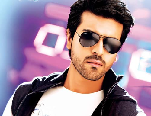 Thai Martial Artist Ram Charan Takes Thai Martial