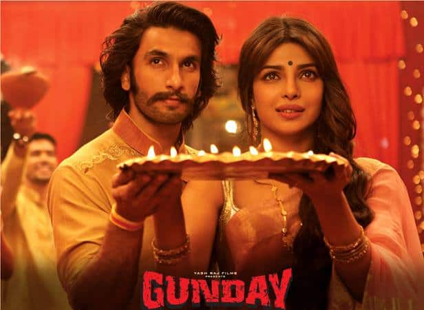 Ranveer Singh-Priyanka Chopra romance each other in Gunday's new song, Jiya