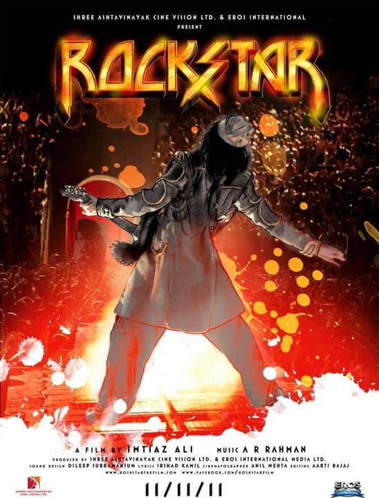 Ngôi Sao Nhạc Rock - Rockstar - 2011