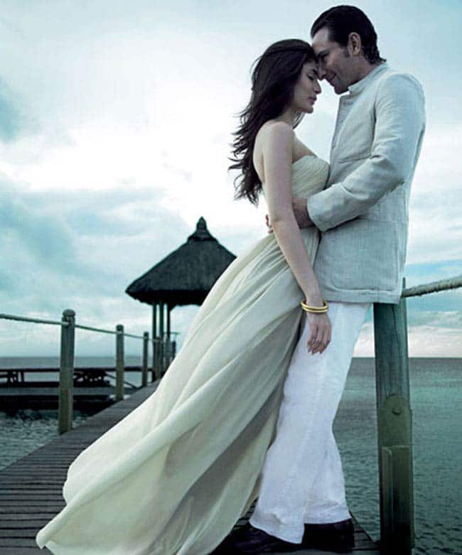 Kareena Kapoor Khan-Saif Ali Khan's 1st wedding anniversary to be celebrated abroad