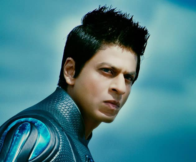 Shah Rukh Khans Hairstyles Through the Years - DesiMartini