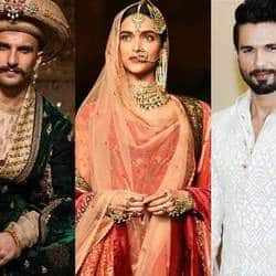 Shahid And Ranveer Were Not First Choices For Padmavati