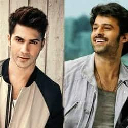 Prabhas is really cool and down to earth: Varun Dhawan