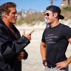 """Was it like 'Baywatch'? Not even close"":David Hasselhoff"