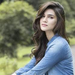 Kriti Sanon Inspired By Angelina Jolie For Doing Action Scenes