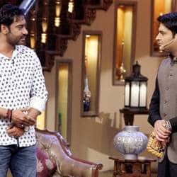 Ajay Devgn Does Not Have Any Bad Blood With Kapil Sharma, As Of Now