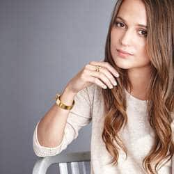 Alicia Vikander Shares Her Outlook On Marriage