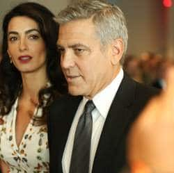 George Clooney To File A Suit Against French Magazine Over Paparazzi Photos Of His Twins