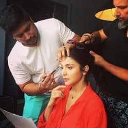 Anushka Starts Shooting For Dutt Biopic
