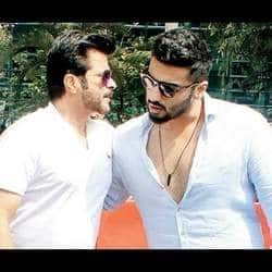Arjun Is Sincere, Hard-Working And Focused On His Craft: Anil Kapoor