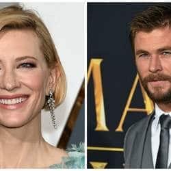 Working With Cate Blanchett Was Intimidating: Chris Hemsworth