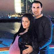 Celina Jaitly Pregnant With Twins Again!
