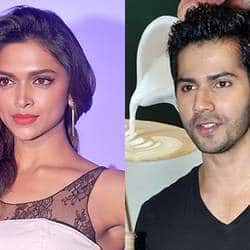 Varun Dhawan, Deepika Padukone Not Teaming Up For October