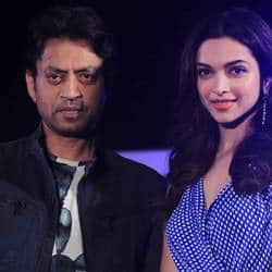 Irrfan Khan To Work Again With Deepika Padukone In Vishal Bhardwaj's Next