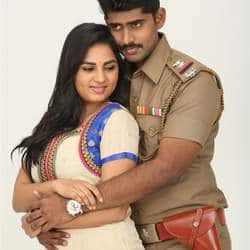 Sathru Will Have Kathir In Khaki For The First Time