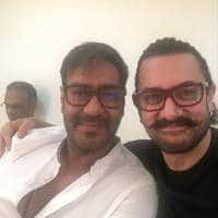 Here's What Ajay Devgn Has To Say About His Diwali Box Office Clash With Aamir Khan