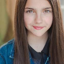 Young 'Wonder Woman' Emily Carey Signed In For 'Anastasia: Once Upon a Time'