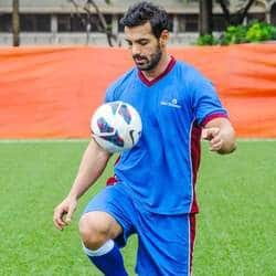 John Abraham To Play Football On Screen