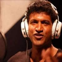 Puneeth Lent His Voice For Imran's Song