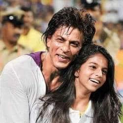 Guess What Suhana Khan Calls Shah Rukh Khan At Home?