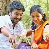 Debutant Nandhakumar Plays A Male Ghost In Soorakaathu