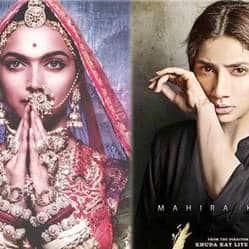 Deepika Padukone Speaks On The Padmavati And Mahira Khan's Verna Row!