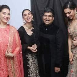 Madhuri Dixit Praises Deepika Padukone's Historical Roles!