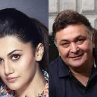 Taapsee Pannu & Rishi Kapoor To Share The Screen For Anubhav Sinha's Mulk