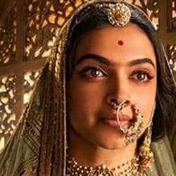Could This Be Deepika Padukone's Actual Look From Padmavati Sets?