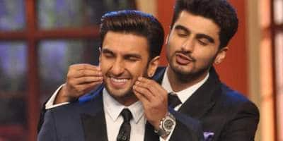 Ranveer Singh's Reaction To Arjun Kapoor's Half Girlfriend Trailer Is The Cutest!