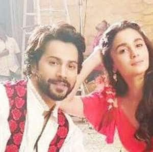 Varun Dhawan And Alia Bhatt On Set Together In These Latest Pics