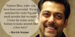 Ravish Kumar Has Written an Open Letter to Salman Khan