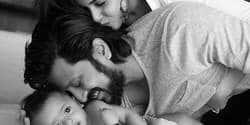 Riteish Deshmukh Introduces His Toddler Son Riaan Deshmukh
