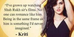 Kriti Sanon Gives a Glimpse into the Sets of Dilwale