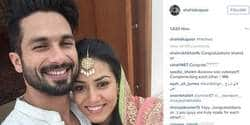 Shahid Kapoor Announced His Wedding In The Cutest Way Ever!