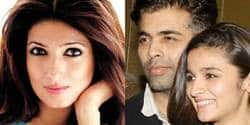 The Twitter Conversation Between Twinkle Khanna, Karan Johar and Aliaa Bhatt Is Not To Be Missed!