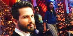 Shahid Kapoor's Photos from the Sets of Jhalak Dikhla Jaa Are Here!