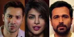 Priyanka Chopra, Varun Dhawan and Emraan Hashmi Get Together for a Heart Warming Cause