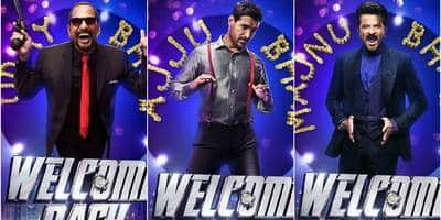 Say Hello to the Characters of Welcome Back!